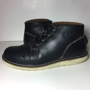 Red Wing® 4300 Evolved Black Boots Men's Size 8 D
